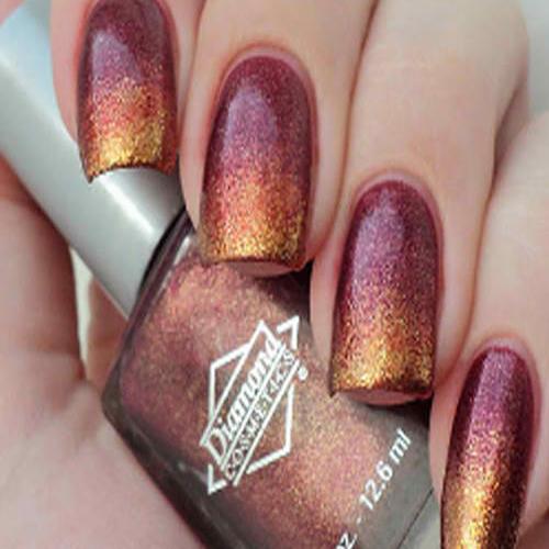 glitter fade gradient